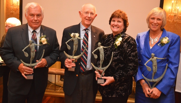 Hall of Fame 2012 Inductees