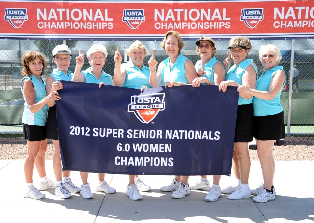 2012 USTA Super Senior National Championships