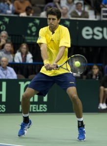 TENNIS: Davis Cup USA vs Brazil